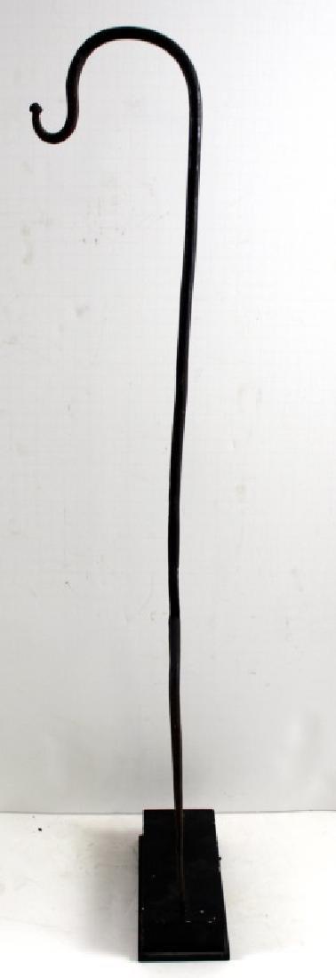 Found Objects Art  Primitive Fork Figure Sculpture - 2