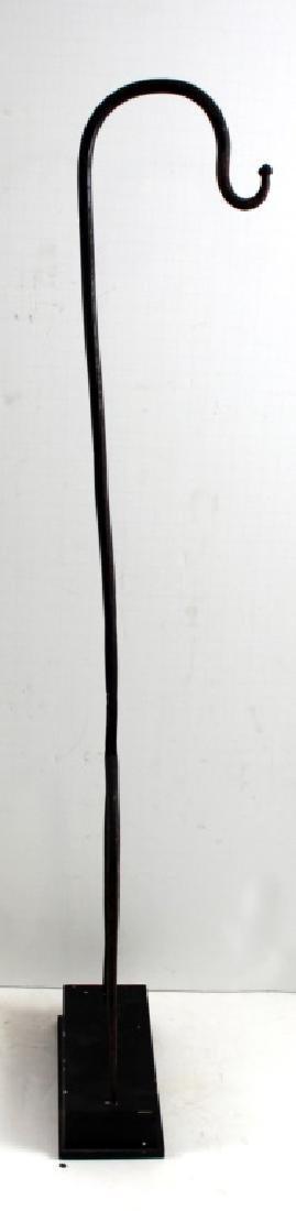 Found Objects Art  Primitive Fork Figure Sculpture - 4