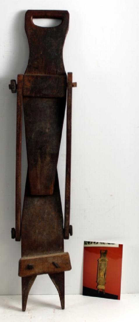 Found Objects - Wooden Standing Man