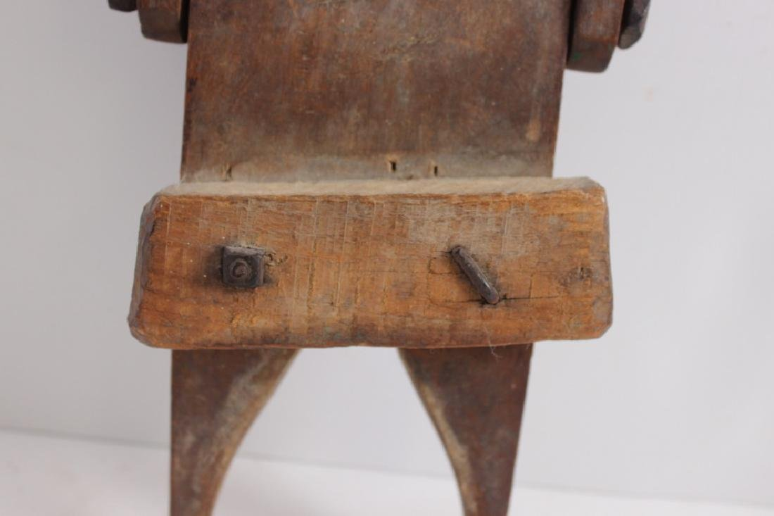 Found Objects - Wooden Standing Man - 3