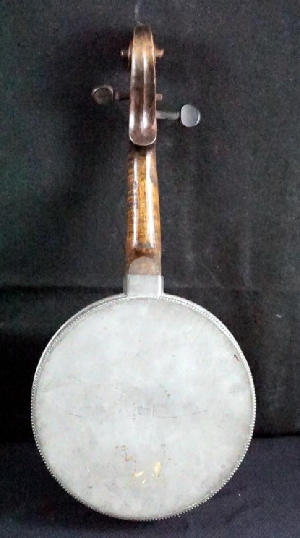 Violin Arts & Crafts Sculpture - 4