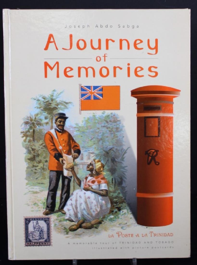 Sabga, Joseph A Journey of Memories to Ismail Merchant - 2