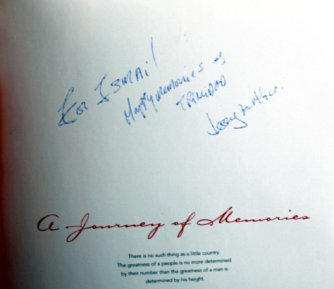 Sabga, Joseph A Journey of Memories to Ismail Merchant - 3