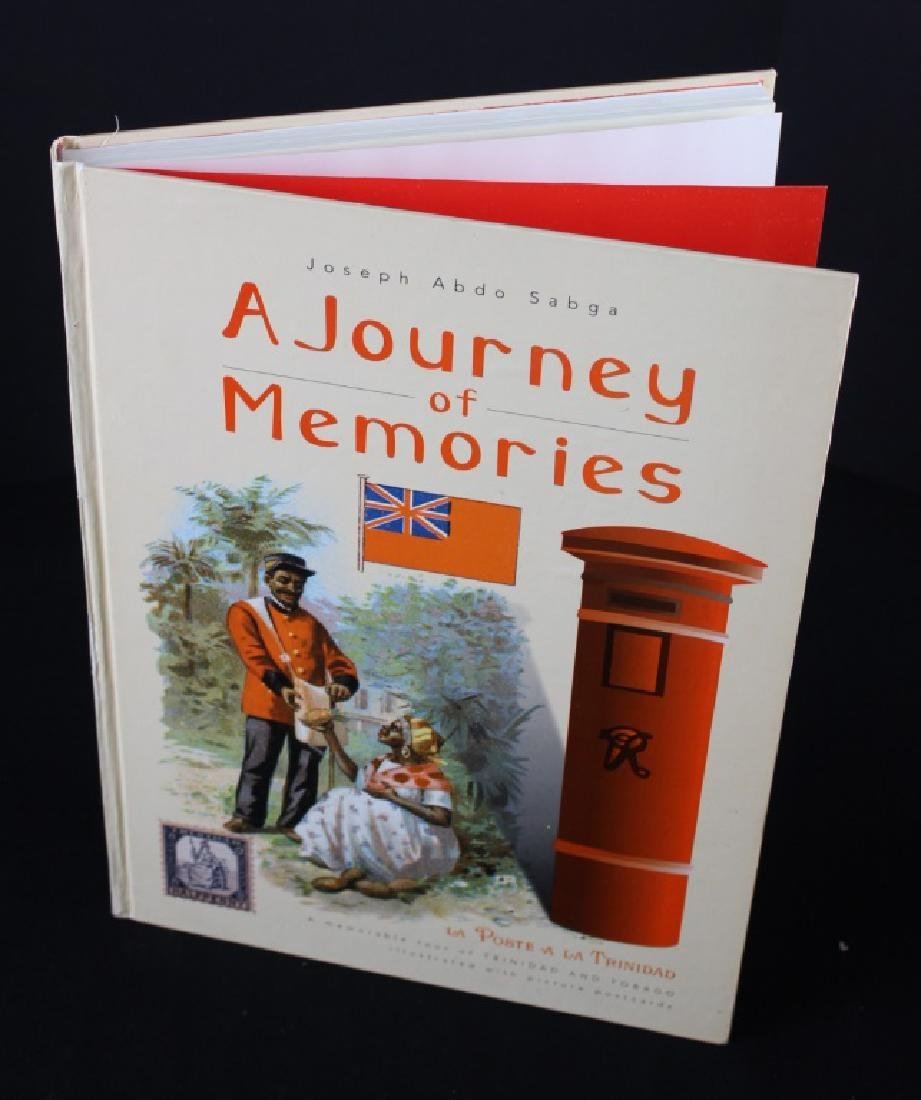 Sabga, Joseph A Journey of Memories to Ismail Merchant - 4