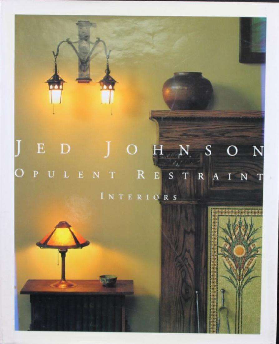 Jed Johnson Signed Book Cushin, Johnson, Colacello - 2