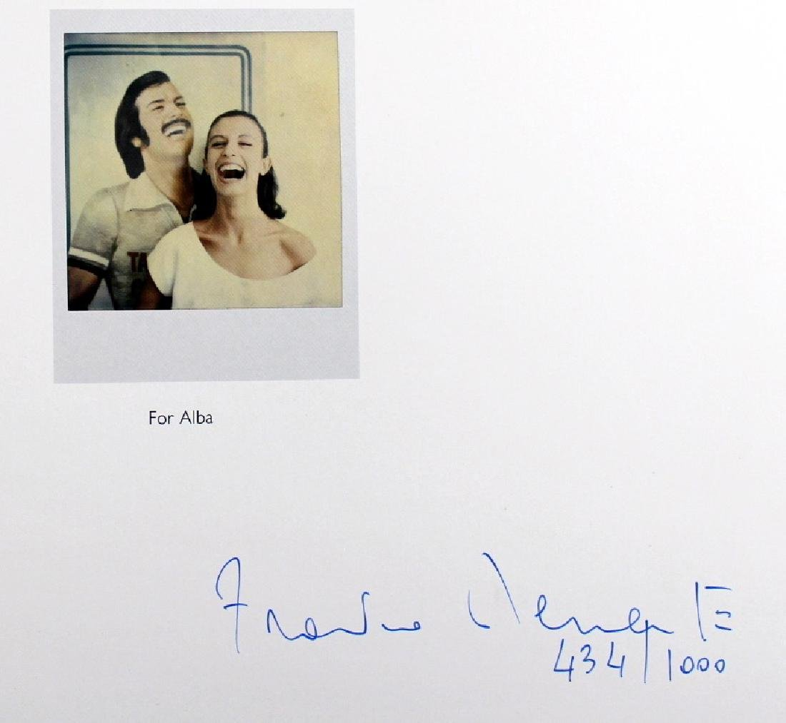 Francesco Clemente Signed Book 434/1000 - 3