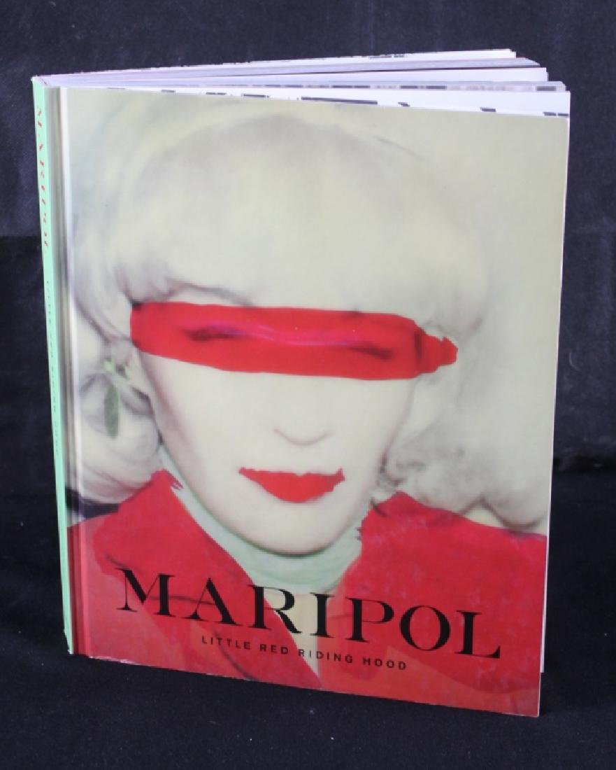 Maripol, Little Red Riding Hood (Inscribed) - 3