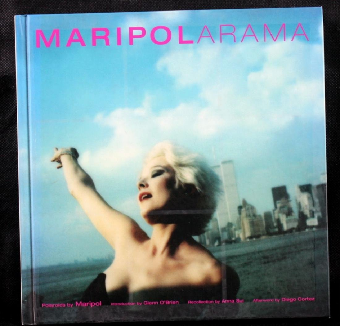 MARIPOLARAMA (Inscribed) Photo's by Maripol