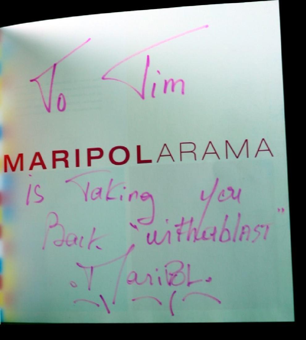 MARIPOLARAMA (Inscribed) Photo's by Maripol - 2