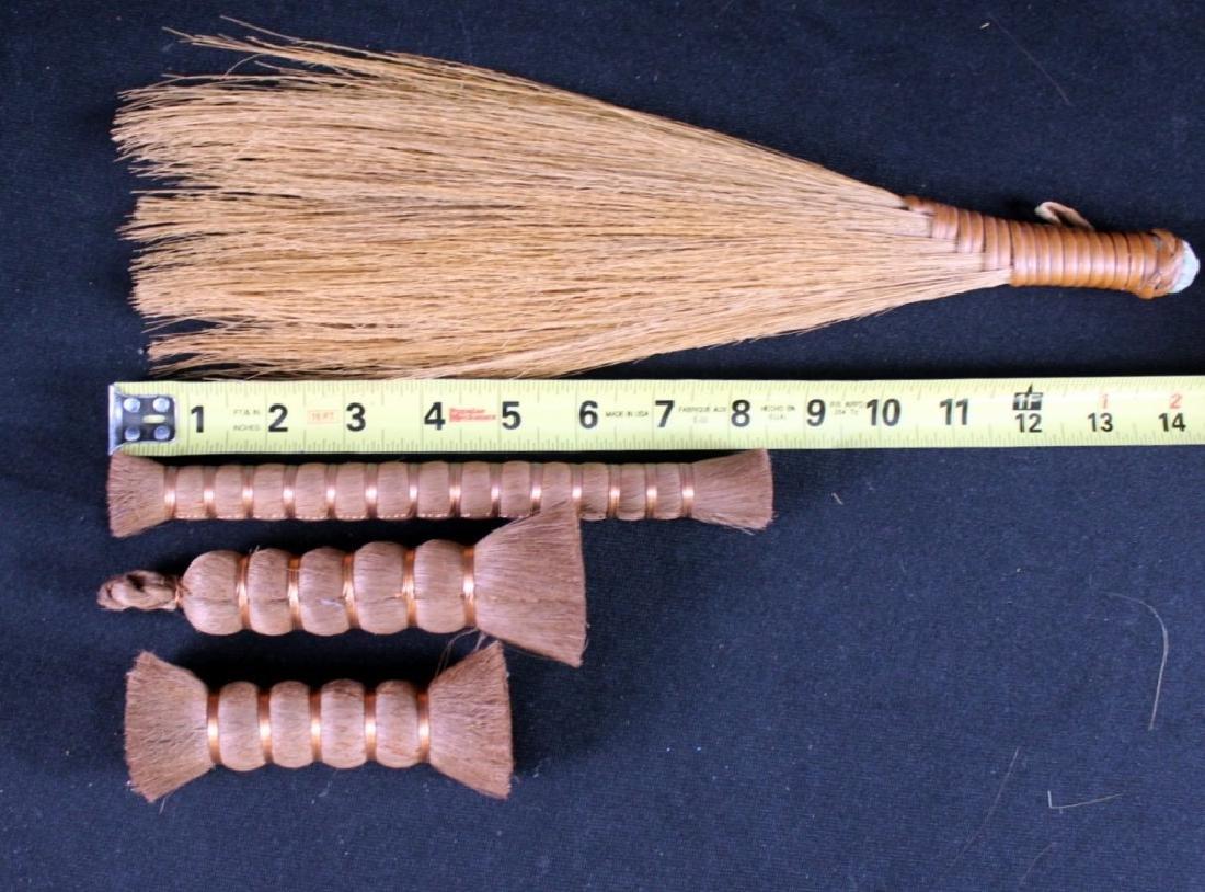 Shiro-Boki Brushes (3) & Wisk Brush (1)