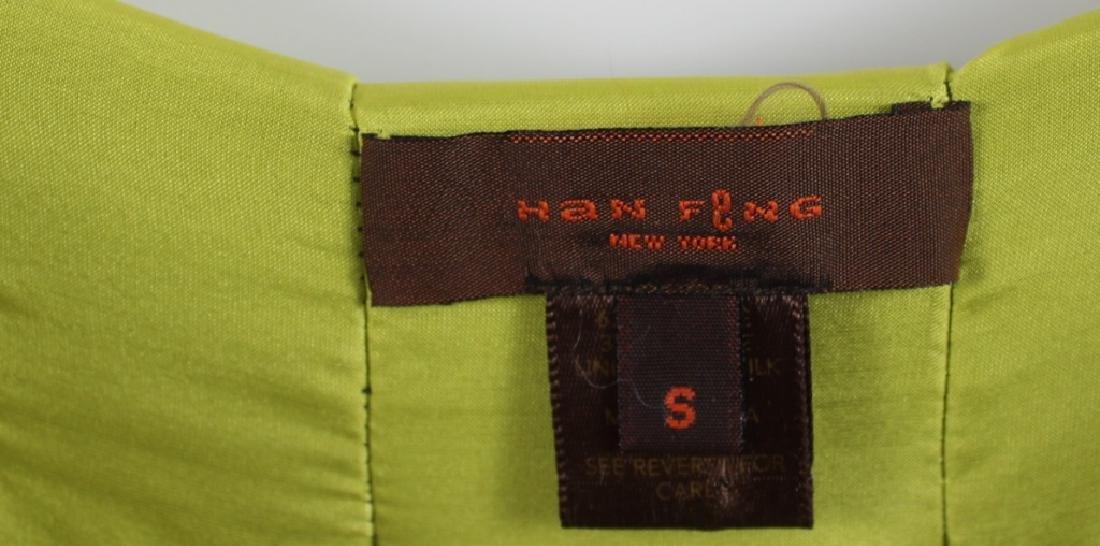 Han Feng Long Velvet Dress - 2