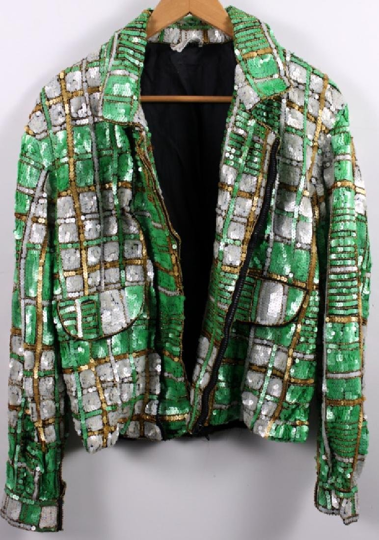 Sequin Jacket, French Cole Zioni