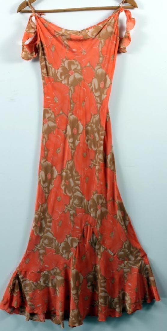 Tova-Celine Full Length Dress