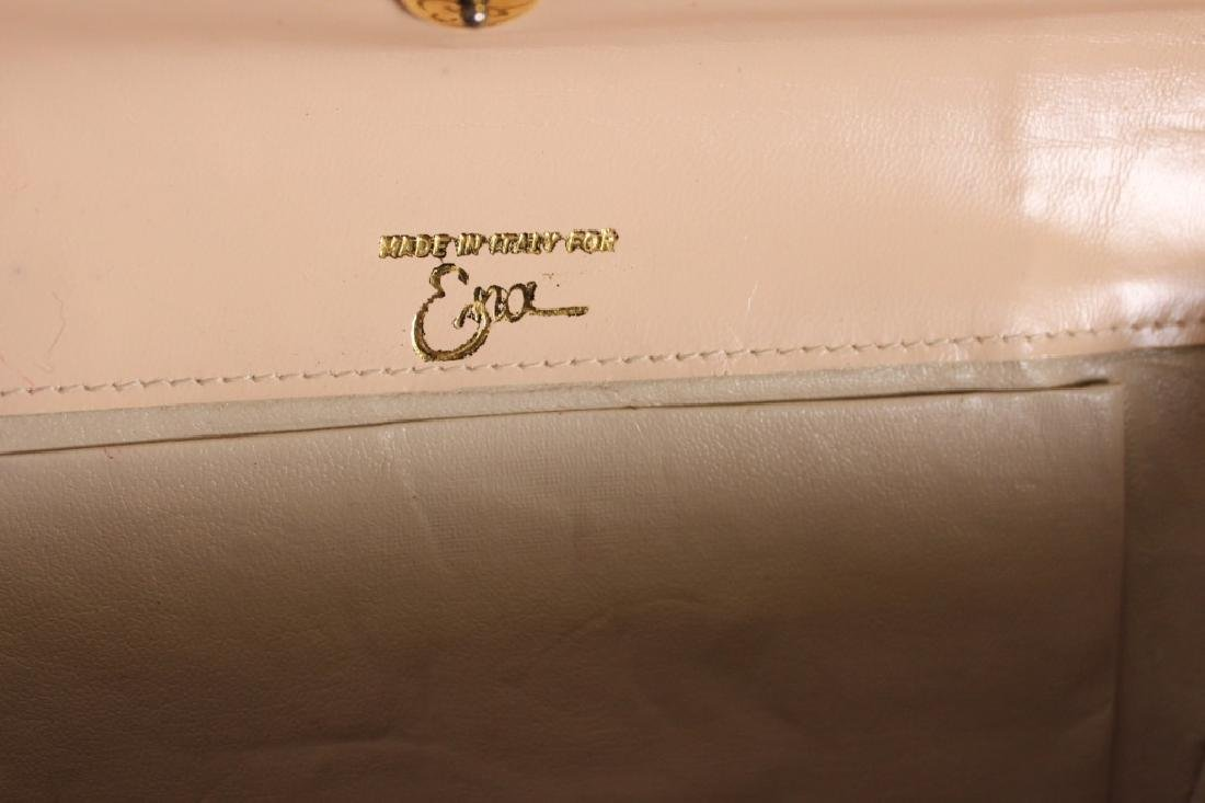 Vintage Ena Made in Italy Handbag - 3