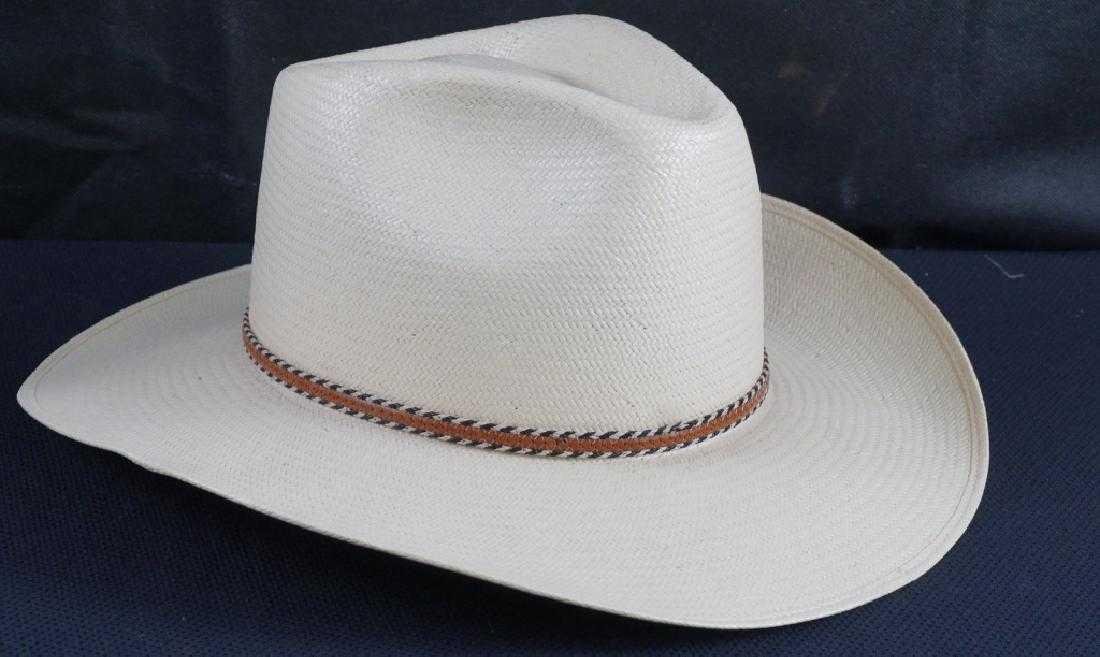 48e628321e510 Stetson Genuine Hand Woven Formosan Hat