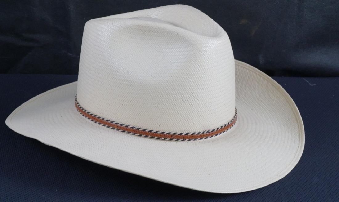 Stetson Genuine Hand Woven Formosan Hat