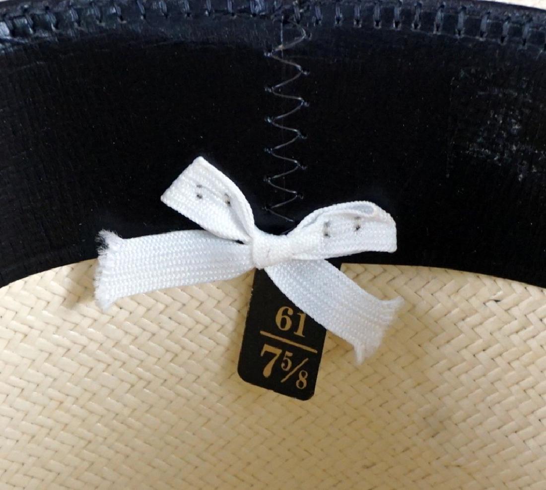Stetson Genuine Hand Woven Formosan Hat - 4