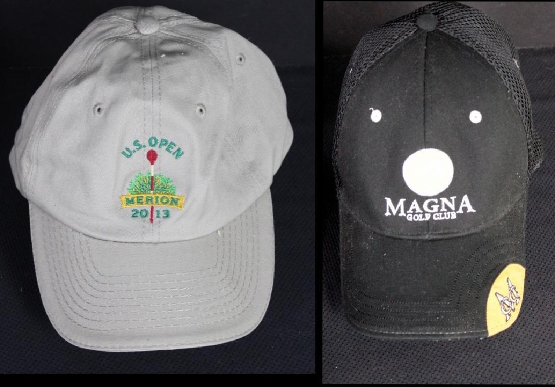 8 Golf Caps U.S. Open - 2