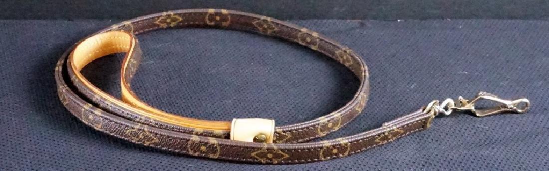 Louis Vuitton Dog Collar and Leash Set - 2