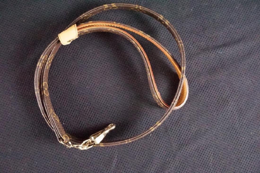 Louis Vuitton Dog Collar and Leash Set - 4