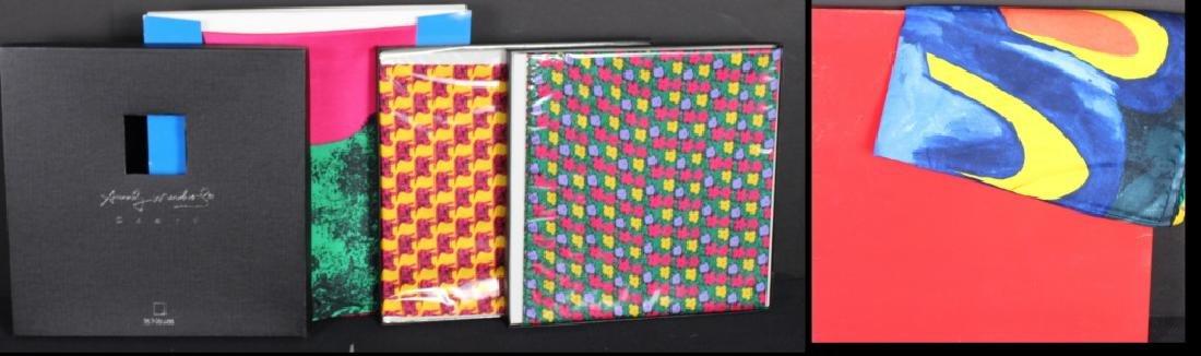 27 Vintage Scarf's & Andy Warhol - 9