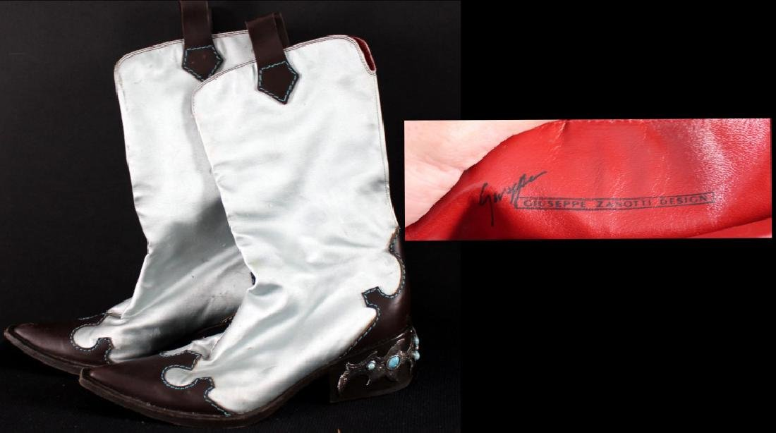 6 Vintage Boots Giuseppe Zanotti, Walter Steiger 9 - 3