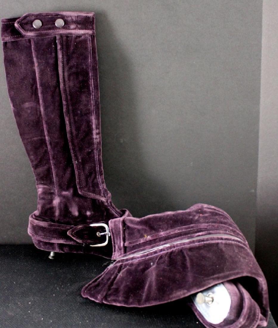 6 Vintage Boots Giuseppe Zanotti, Walter Steiger 9 - 6