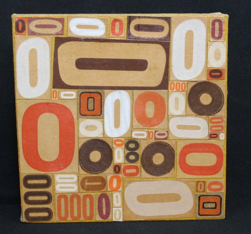 Mixed Media Art by DAVIS 1999