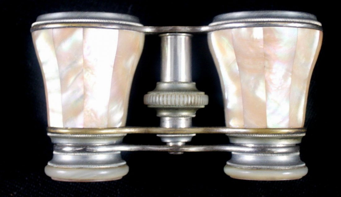 Mother of Pearl Opera Glasses - 2