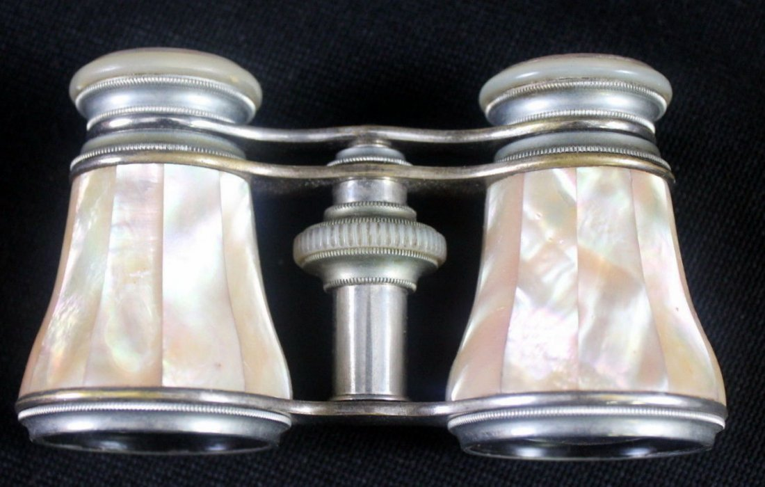 Mother of Pearl Opera Glasses - 4