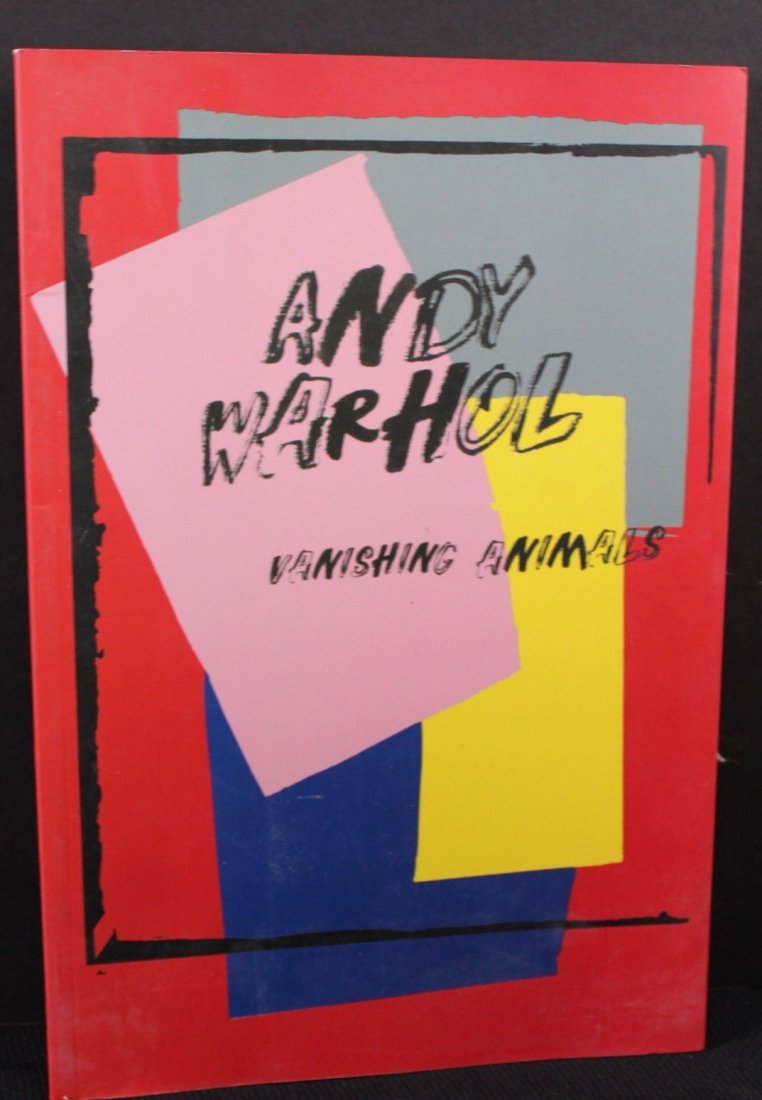 7 Warhol Books From Foundation - 6