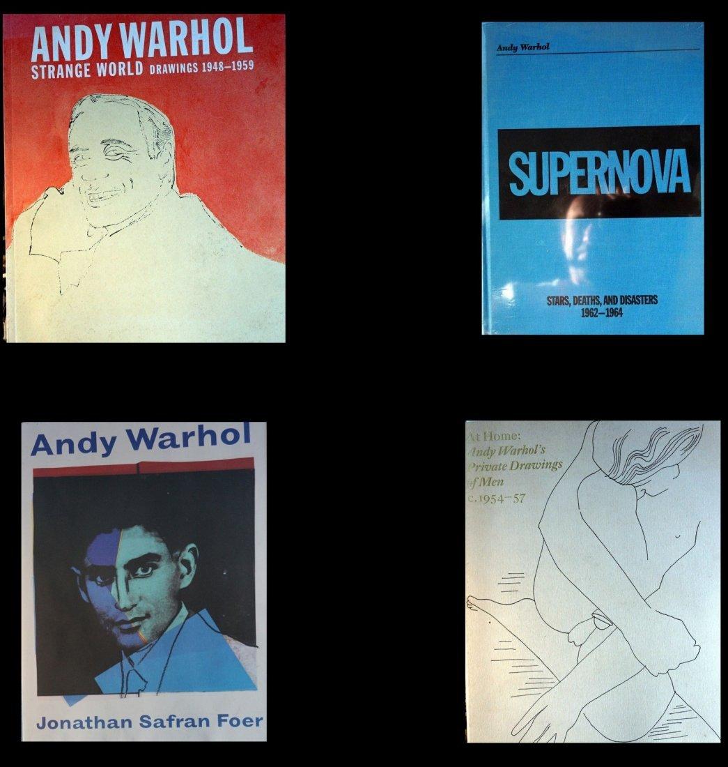 Andy Warhol Books (14) - 2