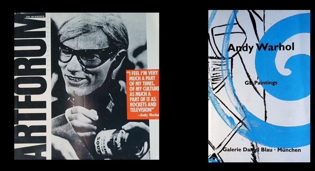 Andy Warhol Books (14) - 3