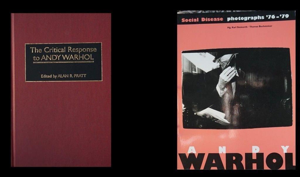 Andy Warhol Books (14) - 4