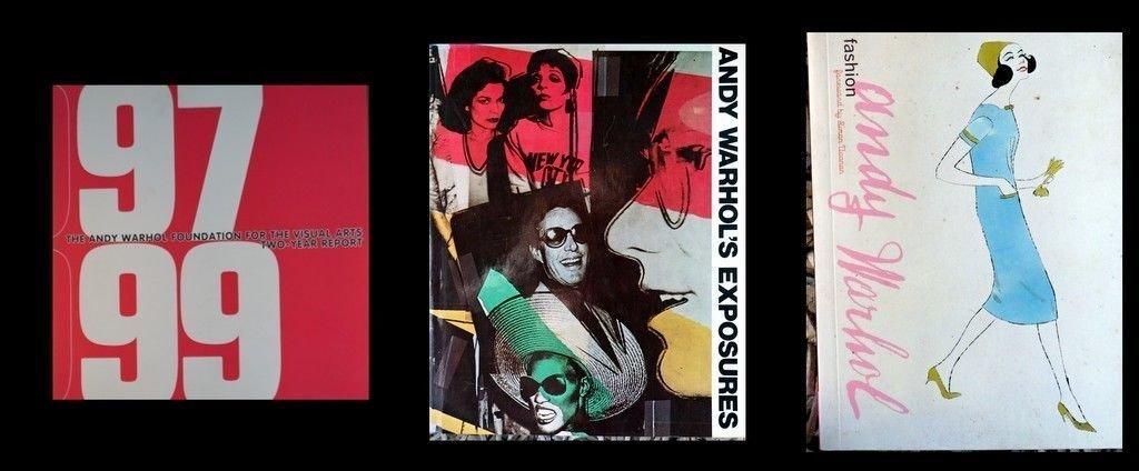 Andy Warhol Books (14) - 6