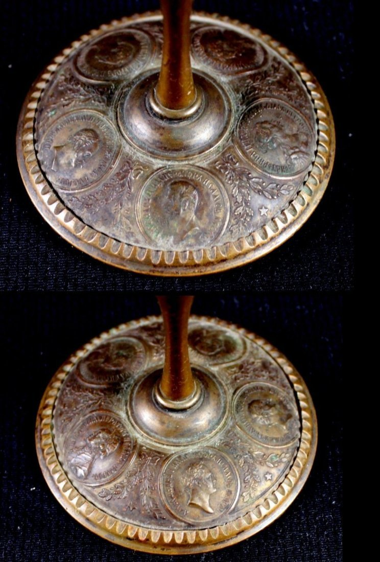 Antique Russian Imperial Arms Goblet - 7
