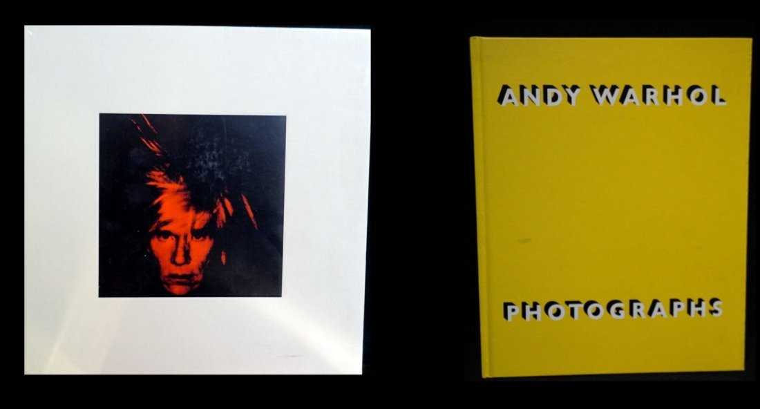 Andy Warhol Books and Exhibitions (14) - 4
