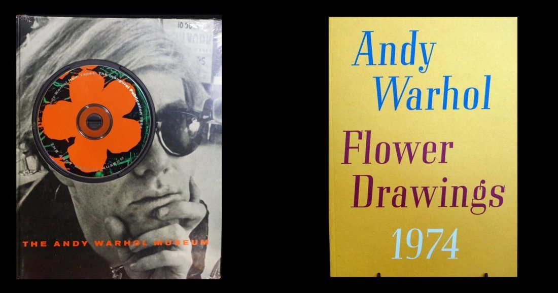 Andy Warhol Books and Exhibitions (14) - 5
