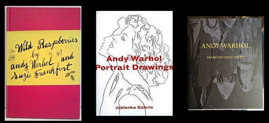 Andy Warhol Books and Exhibitions (14) - 7