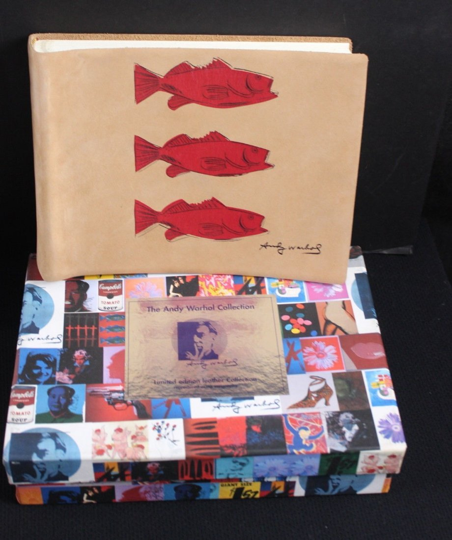 Andy Warhol Gifts from Warhol Foundation from Tim Hunt - 2