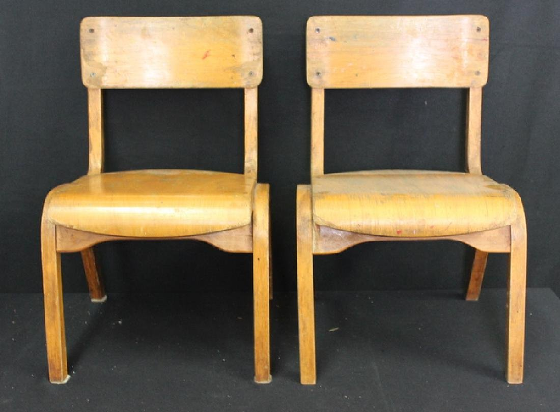 Chairs Mid Century (4) - 3