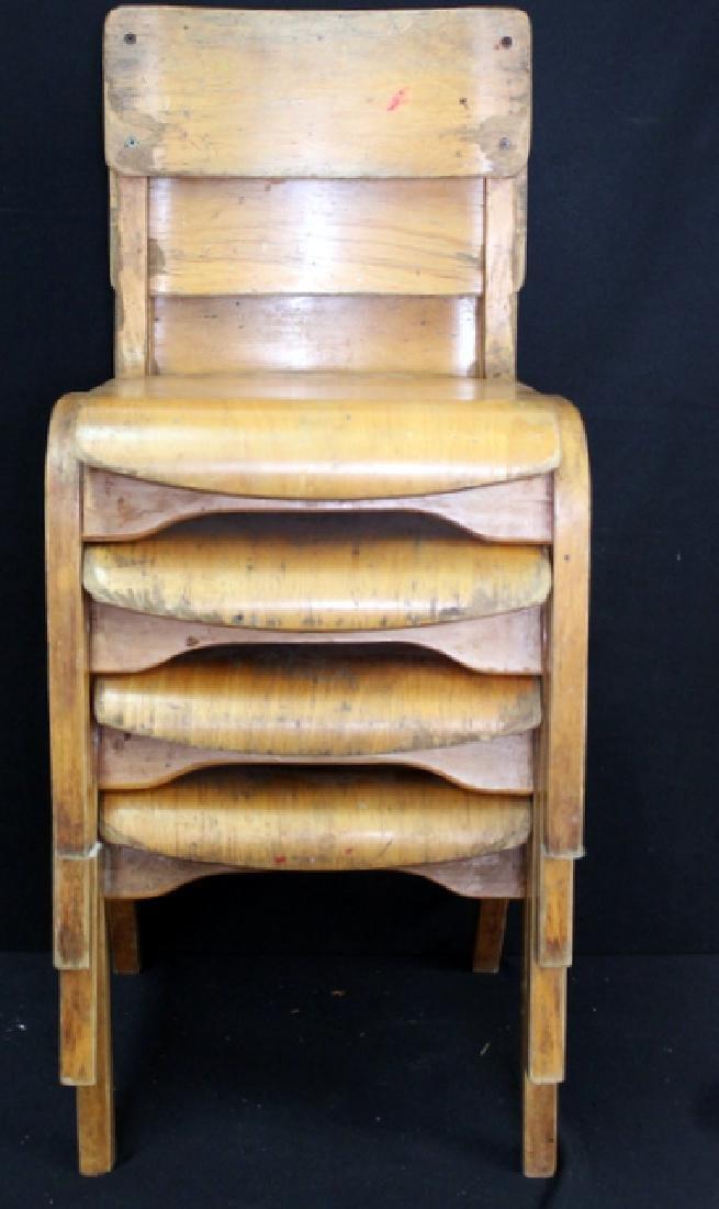 Chairs Mid Century (4) - 4