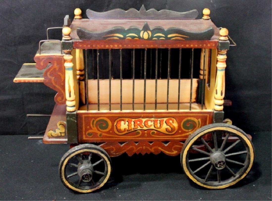 Decorative Circus Cart