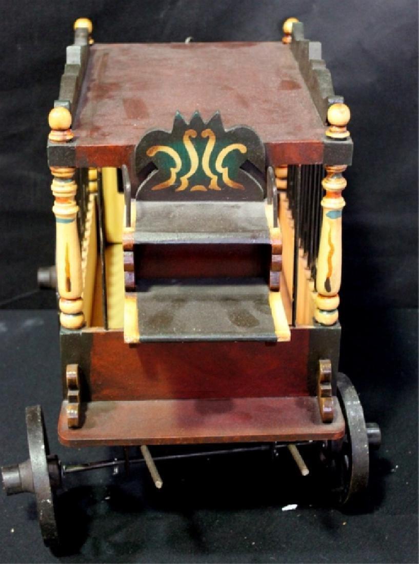 Decorative Circus Cart - 2