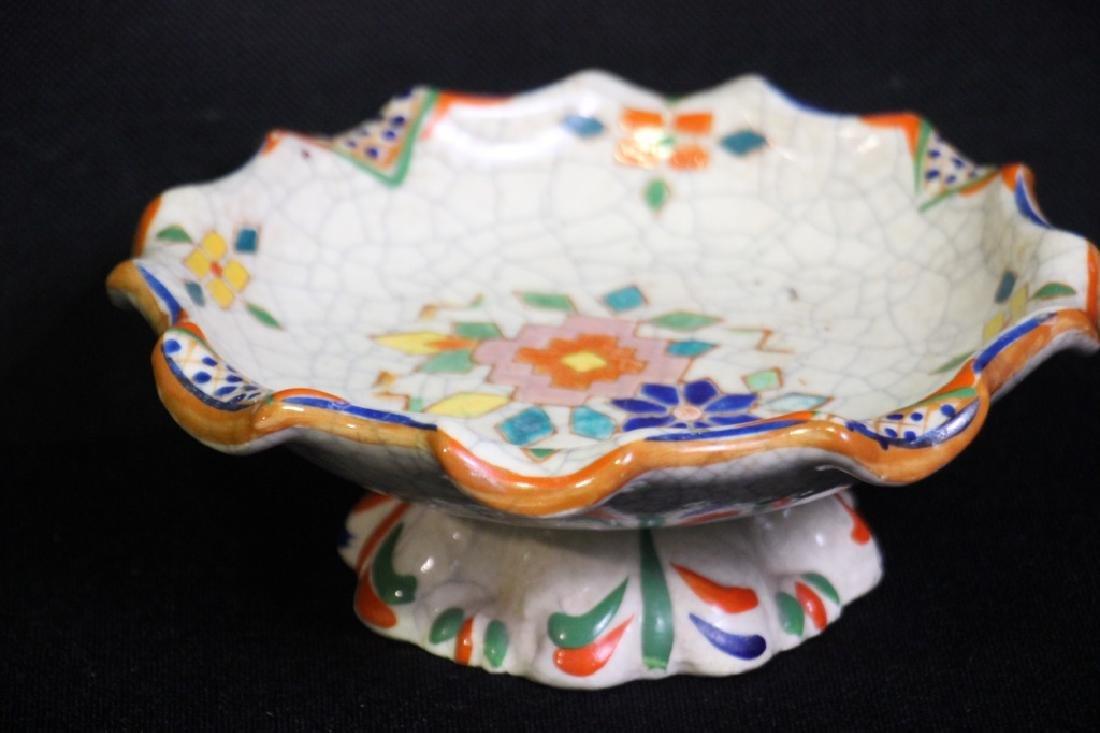 Japanware Footed Bowl