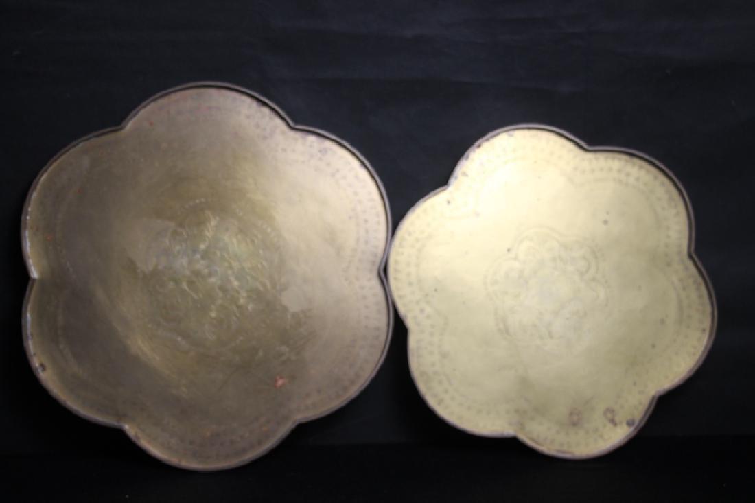 Brass Trays (2)