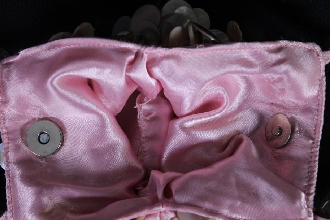 Vintage Mother of Pearl Handbag - 2