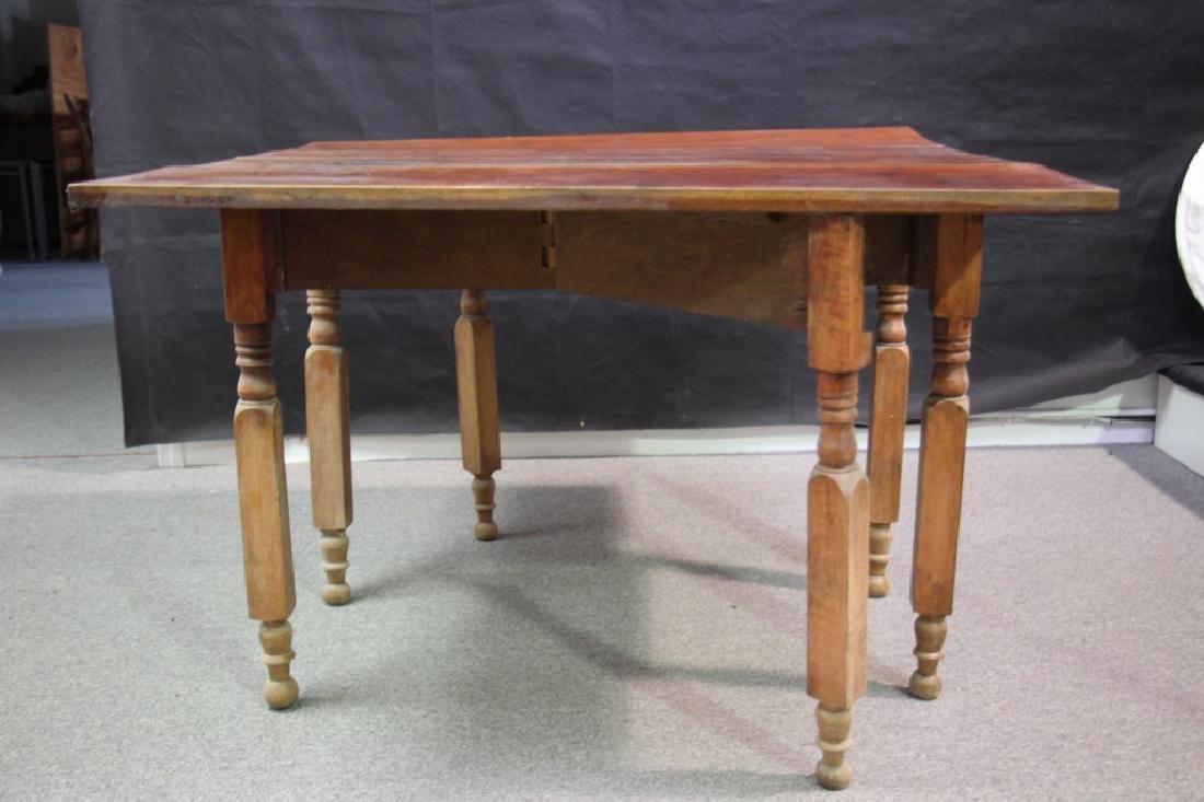 Drop Leaf Table - 2