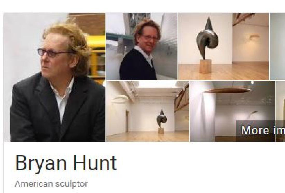 Bryan Hunt Drift Wood Sculpture (b.1947) (2 Pcs.) - 7