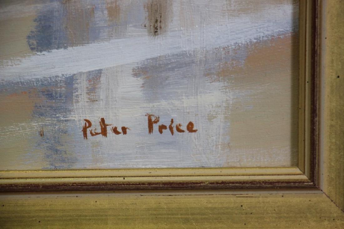 Price, Peter (b. 1935) Beach Scene - 4